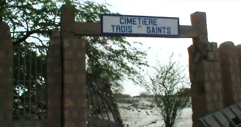 Гробниця трьох святих, знищена ісламістами в Тімбукту 1 липня 2012. Фото: STR/AFP/GettyImages