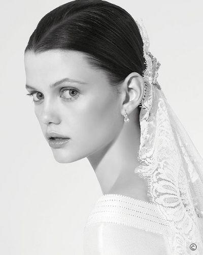 Весільна фата Rosa Clara 2008. Фото з efu.com.cn