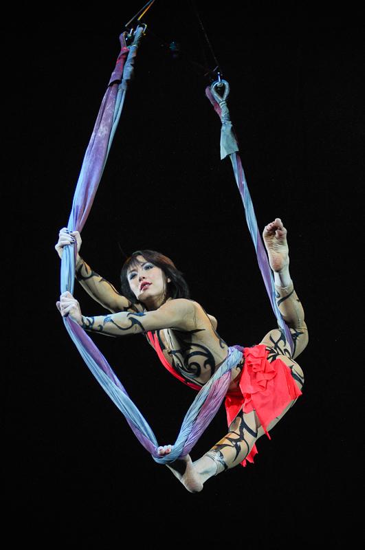 Столичный цирк представил новую программу «От сердца к сердцу». Фото: Владимир Бородин / Великая Эпоха