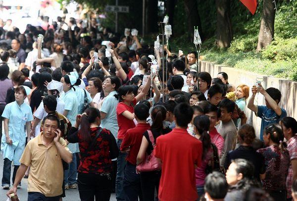 Провінція Сичуань після землетрусу. Фото: AFP