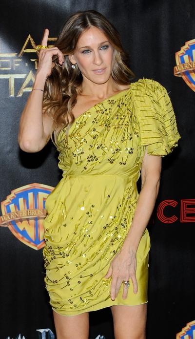 Акторка Сара Джессіка Паркер на церемонії вручення призів ShoWest у Лас-Вегасі, Невада. Фото: Ethan Miller / Getty Images