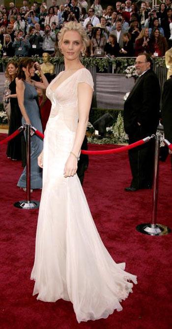 На 78-й церемонии вручения премии Оскар 5 марта 2006 года. Фото: Frazer Harrison/Getty Images