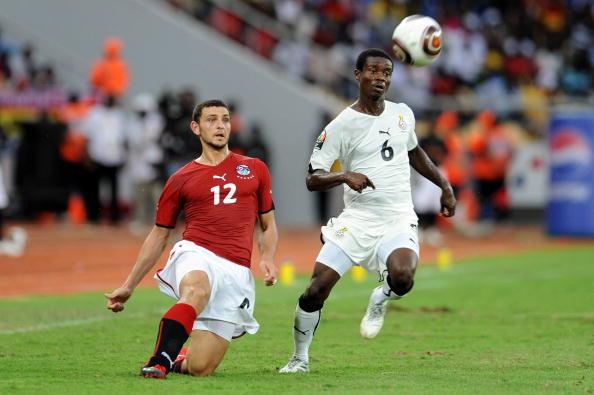 Гана – Египет фото:Gallo Images, JOE KLAMAR /Getty Images Sport