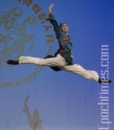 Финальные выступления на «Всемирном конкурсе китайского танца». Фото: Даи Бин/ The Epoch Times