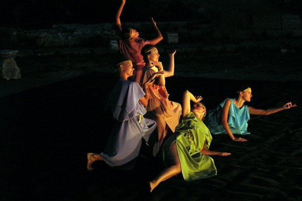 Фестиваль Терпсихора в Тавриді. Фото: Алла Лавриненко / The Epoch Times