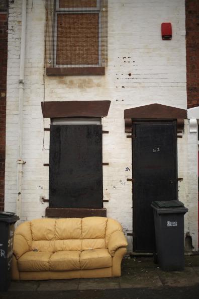 Покинутий будинок, який продали за 1 фунт стерлінгів. Фото: Christopher Furlong/Getty Images