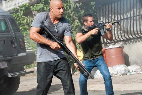Премьера фильма Форсаж 5: Быстрая пятерка» пройдет в Украине 28 апреля 2011 года.