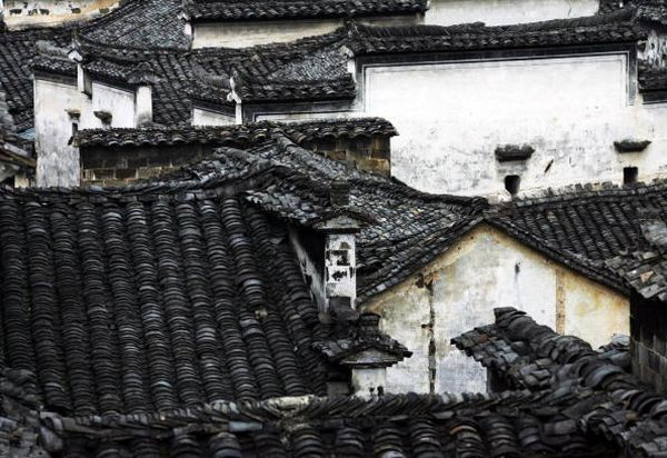 Старовинне село Сіді провінції Аньхой. Фото: China Photos/Getty Images