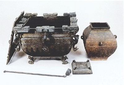 Устройство древнего китайского холодильника. Фото с epochtimes.com