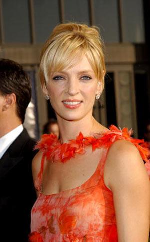 На 9-й ежегодной церемонии вручения наград актерской гильдии 9 марта 2003 года. Фото: Jon Kopaloff/Getty Images