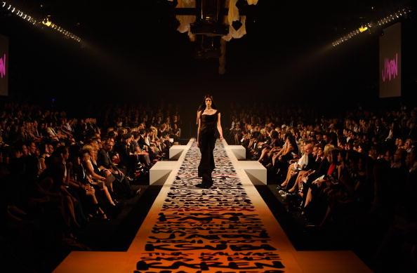 Женская коллекция от catwalk. Фото: Stefan Gosatti/Getty Images