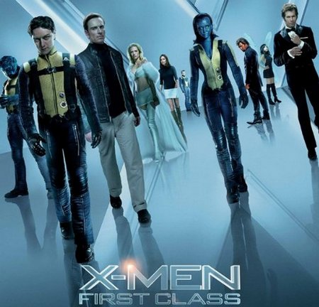 Постер до фільму «Люди Ікс: Перший клас»