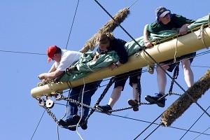 Парусные  гонки - 2007 3-7 августа в Щецине, Польша. Фото: Ян Якилек/Великая Эпоха