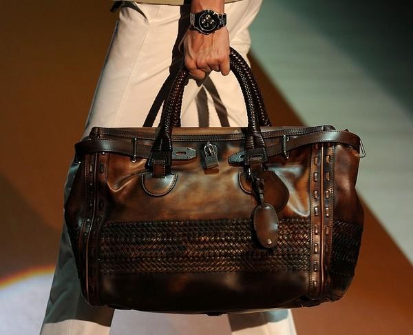 Чоловіча колекція Gucci весна-літо 2011 на Тижні моди в Мілані. Фото: Vittorio Zunino Celotto/getty Images