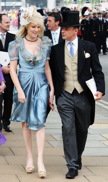 Наряды гостей на церемонии бракосочетания принца Уильяма и Кейт. Фото: Jasper Juinen-WPA Pool/Getty Images