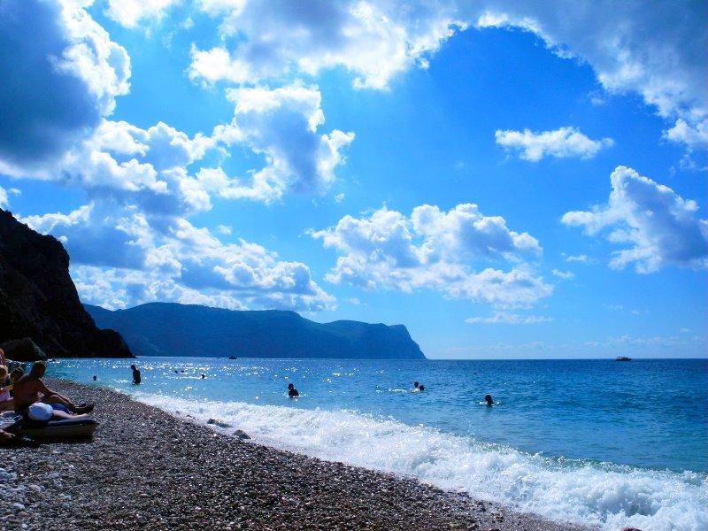 Подорож до пляжу Василів поблизу Балаклави. Фото: Алла Лавриненко/Велика Епоха