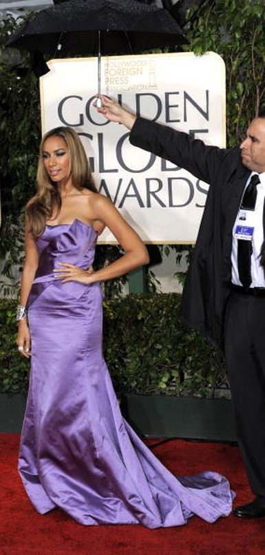 Наряд звезд на 67-й церемонии вручения премии Золотой глобус в Калифорнии. Фото: Jason Merritt/Getty Images