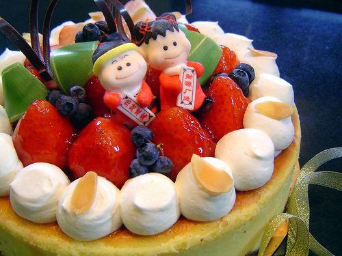 Тайвань. Новогодний торт. Фото: Центральное агентство новостей