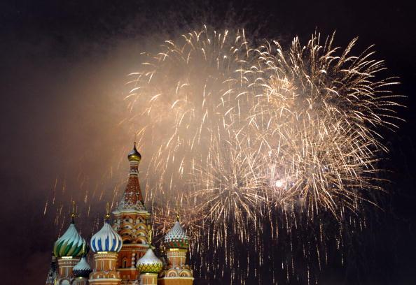 Россия. Фото: DMITRY KOSTYUKOV/AFP/Getty Images