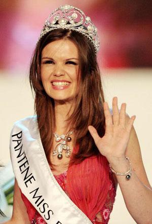 Мисс Египет 2007 стала Ehsan Hatem. Фото: KHALED DESOUKI/AFP/Getty Images