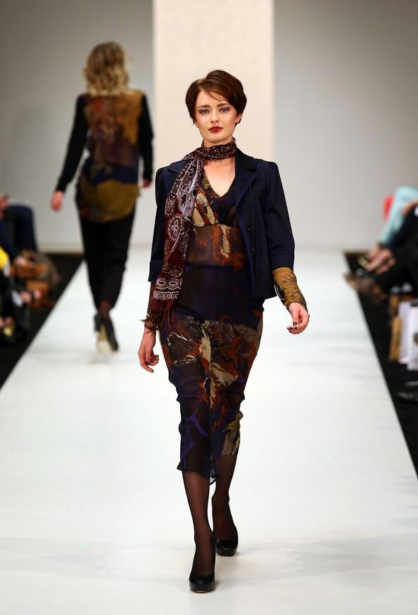 Колекція Дерін Шмідт (Deryn Schmidt) на Новозеландському тижні моди (New Zealand Fashion Week). Фото: Simon Watts/Getty Images