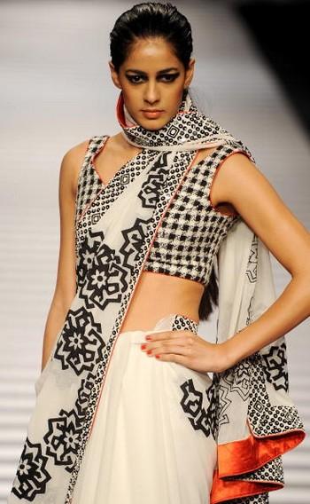 Тиждень моди в Індії. Фото: Getty Images