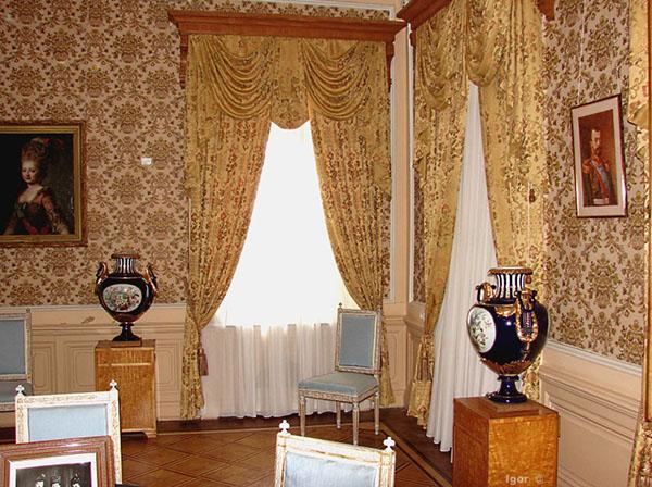 Масандрівський палац всередині. Фото: crimea-on-line.ru