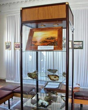 Виставковий зал у Приморському державному музеї ім. Арсеньева. Фото: Юлія Гольченко/Велика Епоха