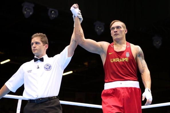 Олександр Усик. Фото: Getty Images Sport