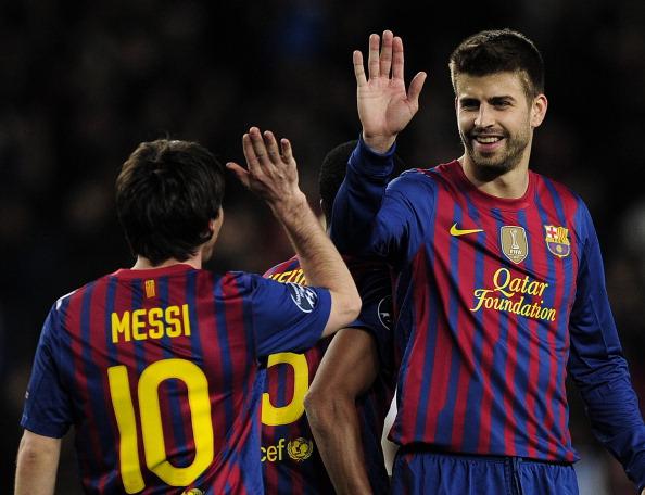 «Барселона» - «Байєр» Фото: Jasper Juinen, David Ramos /Getty Images Sport