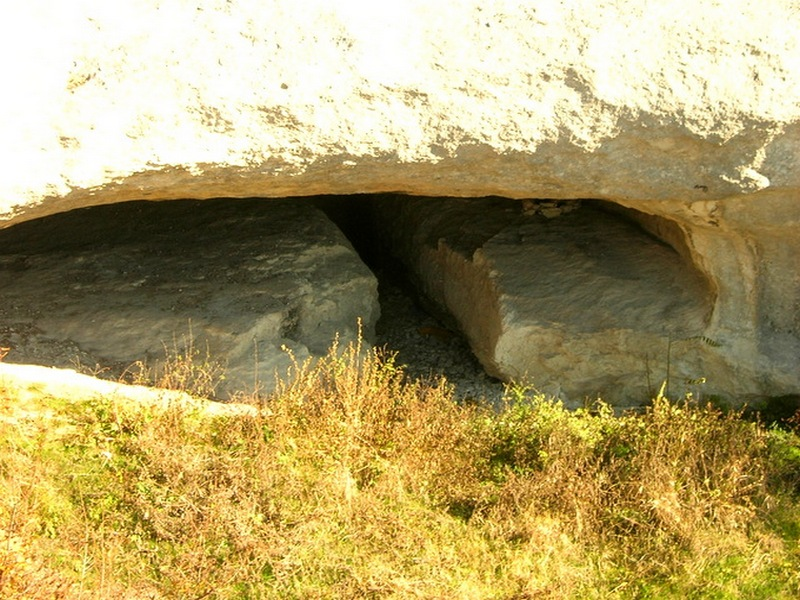 Древняя пещера. Фото: Алла Лавриненко/Великая Эпоха