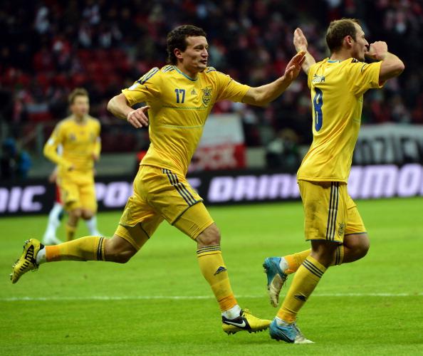 Польща — Україна. Фото: Getty Images Sport