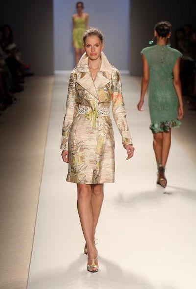 Показ коллекции Vivienne Tam в рамках Недели моды в Нью-Йорке. Фото: Frazer Harrison/Getty Images