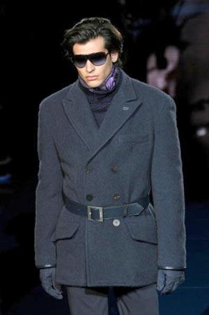 Колекції одягу відомого модельєра Джанні Версаччі. Фото: Getty Images