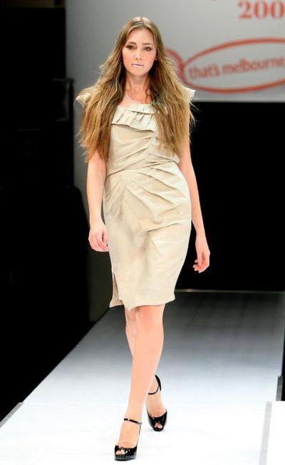 Женская коллекция от Nevenka на неделе моды в Мельбурне. Фото: Matt Jelonek/Getty Images