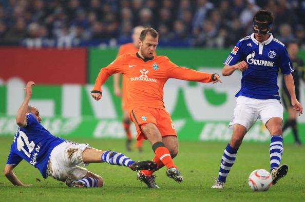Шальке - Вердер Фото: Getty Images Sport