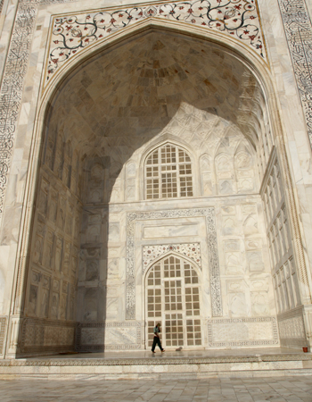 Тадж-Махал. Фото: Dan Istitene / Getty Images