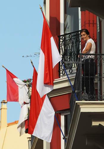 Подготовка к королевской свадьбе в княжестве Монако. Фото: Sean Gallup/Getty Images