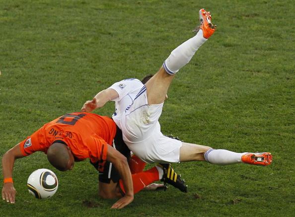 НІДЕРЛАНДИ - СЛОВАЧЧИНА Фото:Lars Baron, Laurence Griffiths /Getty Images Sport