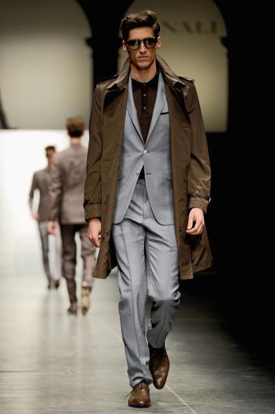 Чоловіча колекція Canali весна-літо 2011 на Тижні моди в Мілані. Фото: Tullio M. Puglia/getty Images