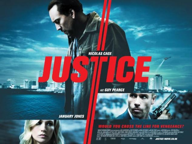 «Голодний кролик атакує» (Seeking Justice) з Ніколасом Кейджем у головній ролі. Кадр із фільму