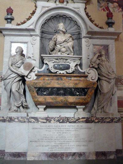 Гробница Галилея Галилея. Фото: Елена Захарова/Великая Эпоха