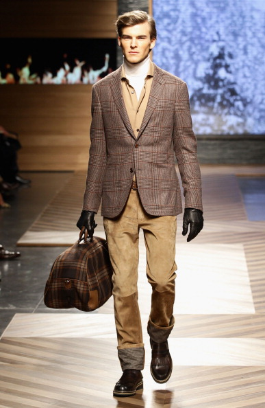 Milan Fashion Week 2012: тиждень чоловічої моди. Фото: Vittorio Zunino Celotto/Getty Images