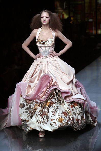 Коллекция дома Christian Dior. Фото: Getty Images