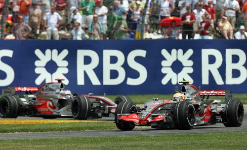 Во время седьмого этапа чемпионата мира Формулы-1 – Гран-при США. Фото: GABRIEL BOUYS/AFP/Getty Images