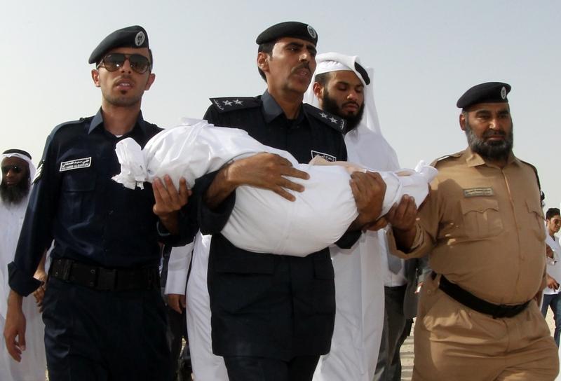 Доха, Катар, 29 мая. Сильный пожар в крупном торговом центре унёс жизни 19 человек. Фото: KARIM JAAFAR/AFP/GettyImages