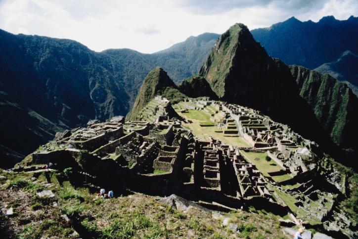 Мачу-Пикчу — древний город инков. Фото: Photos.com