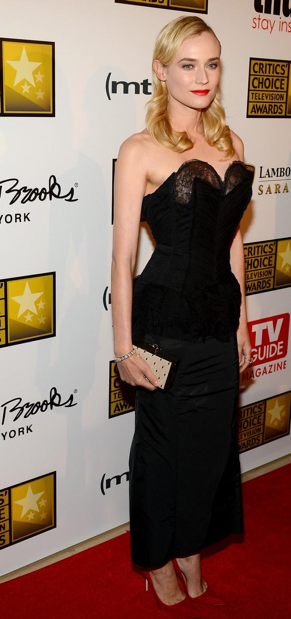 Вбрання зірок на Critics 'Choice Television Award. Фото: Mark Davis/Getty Images for CCTA