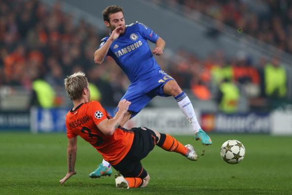 Шахтёр - Челси Фото: Michael Steele /Getty Images Sport