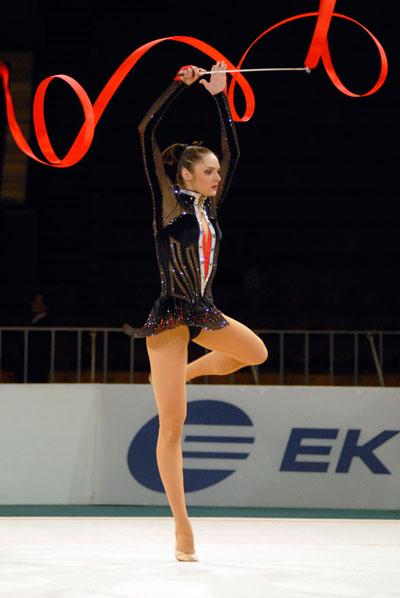 Украинская гимнастка победила в этапе Кубка мира. Фото: Getty Images